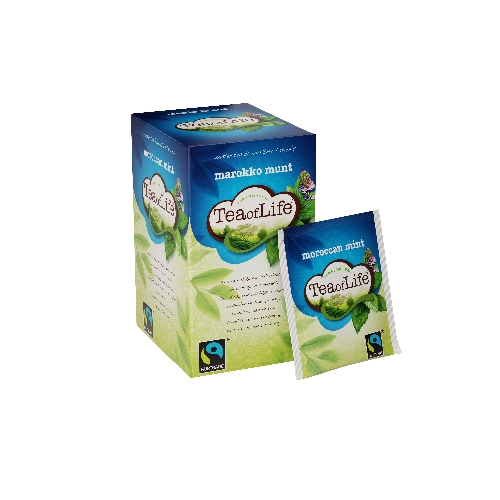 Tea of Life moroccan mint